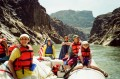 Rafting w Grand Canyon